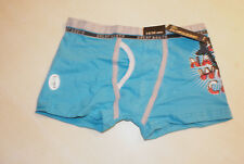 Boxer turquoise neuf 14/16 ans marque Color&Duty