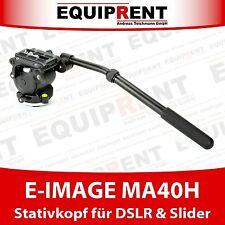 E-IMAGE MA40H Schwenkneiger / Stativkopf für DSLR / Camcorder bis 6kg (EQ653)