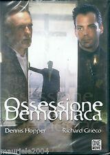 Ossessione demoniaca (1998) DVD NUOVO Dennis Hopper Richard Grieco Efrain Figuer