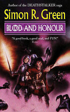 Blood and Honour (GollanczF.)-ExLibrary