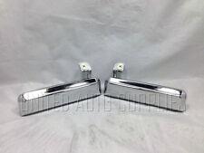 Chrome Pair Front LH & RH Outside Door Handle for 83-92 Ford Ranger