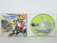 POWER SMASH 2 Dreamcast Sega Japan Game dc