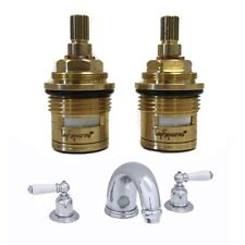Perrin and Rowe Bathroom Bath 7 Lever 3255 Replacement Valves Cartridge Tap