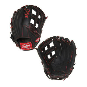 "Rawlings R9 12"" Youth Baseball Glove – Throws Right & Left R9YPT6-6B"
