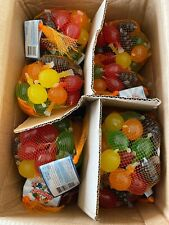 TIK TOK CANDY Dely Gely Fruit Jelly 1 Snack Sampler *READ DESCRIPTION* Fast-Ship