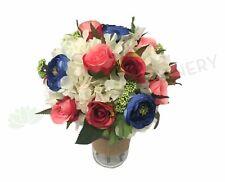 NEW Artificial Flowers/Plants Grave Stone Flowers 23 x 23 cm - SYM0015