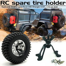 Spare Tire Holder Fixed Mount for RC Remote Control Car Model Tire Crawler