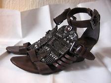 Sandale en cuir «Ash» T : 38.5