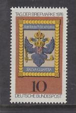 WEST GERMANY MNH STAMP DEUTSCHE BUNDESPOST 1976  STAMP DAY  SG 1795