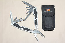 OZARK TRAIL Stainless Steel Multi Tool + Sheath     (MMT225)