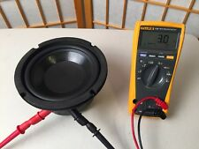 Pinnacle Subsonic Speaker Woofer Only 3-ohms, Working.