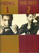 Prince: The Hits 1 and 2 songbook sheet music book Piano Vocals Guitar no tab