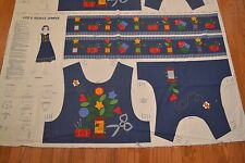 """By-the-Panel, 34"""" x 57"""", """"Pins & Needles Jumper"""" Sewing Panel Size XS - L, C1680"""