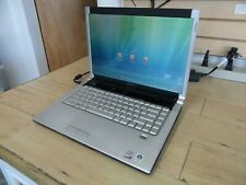 Dell XPS M1530 Laptop 4 Parts Booted Windows Hard Drive Wiped *
