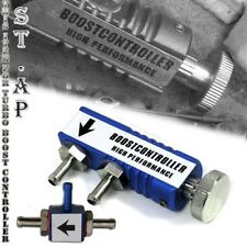 Jdm Universal Manual Adjustable 1-30Psi Turbo / Charger Boost Controller Blue