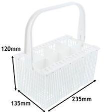 AEG ELECTROLUX ZANUSSI Dishwasher Cutlery Basket White 235 x 135 x 120mm