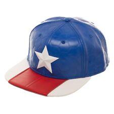 Marvel Deadpool Captain America Now Suit Up Snapback Cap