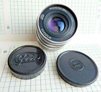 Lens Industar 26m  Rangefinder M39 For Leica, Soviet Zorki, Fed Ussr 50 mm 1:2,8
