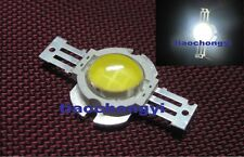 10w High Power Round Warm White / Cool white  Led with convex lens