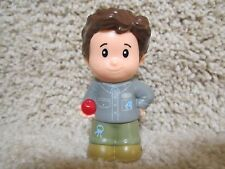 Fisher Price Little People NEW Big Animal Zoo Keeper Replacement Part Apple Keys