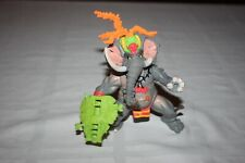 1992 DR EL Elephant Teenage Mutant Ninja Turtles TMNT with Accessory