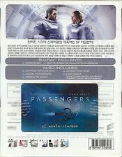 Passengers KimchiDVD Limited Edition SteelBook One-Click (Region A, B & C Korea)