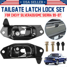New Hidden Latch Kit for all trucks originally equipped w// tailgate chains