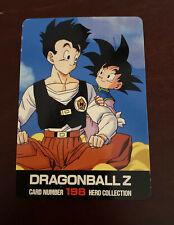 Dragonball Z Card- Hero Collection- Card #198