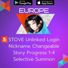 [Europe] Remnant Violet | Epic Seven Epic 7 Name Change ML Starter Account