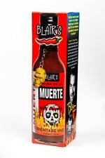 BLAIR'S salsa de la MUERTE DEATH SAUCE//Blairs Hot Chilli Pepper Sauce