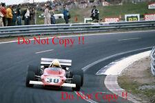 Nanni Galli Ferrari 312b FRENCH GRAND PRIX 1972 Fotografia
