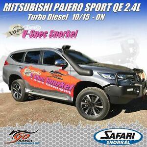 SAFARI 4X4 SS667HF SNORKEL for MITSUBISHI PAJERO SPORT QE 2.4L Turbo Diesel 10/1