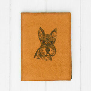 Personalized Dog Embroidered Cover Case PocketBook InkPad Color Pro 3 Lux 4 5