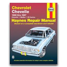 Haynes Repair Manual for 1978-1987 GMC Caballero - Shop Service Garage Book rg