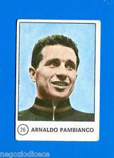 CICLOSPORT - Folgore 1967 -Figurina-Sticker n. 26 - ARNALDO PAMBIANCO -New