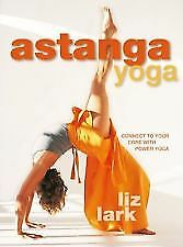 ASTANGA YOGA: CONNECT TO CORE WITH POWER YOGA, LIKE NEW, FREE SHIPPING