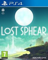 Lost Sphear For PS4 (New & Sealed)