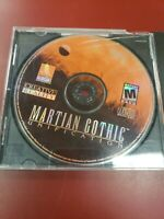 Martian Gothic: Unification (PC, 2000) CD-ROM Disc Only Game *Works Great*