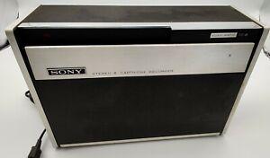 Sony Stereo 8 Cartridge Recorder Sony-Matic TC-8