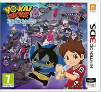YO-KAI WATCH 2 - Psychic Specters For UK / EU 3DS (New & Sealed)