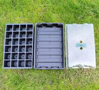 3-Piece/Set 24 Cell Seed-Tray Pots Nursery Box Plant Propagator Tool Plant Pack