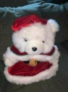 1998 Dayton Hudson Miss Santa Bear