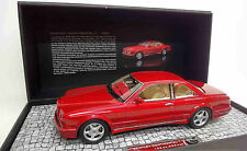 Minichamps 1996 Bentley Continental T Red Metallic LE of 999 1/18 Scale New!