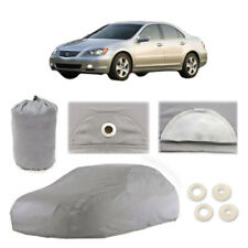 Acura RL 5 Layer Car Cover Fitted Water Proof In Out door Rain Snow UV Sun Dust