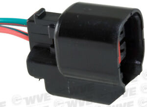 Brake Light Switch Connector WVE BY NTK 1P1408