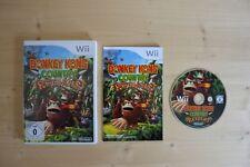 Wii-Donkey Kong Country Returns - (Neuf dans sa boîte, avec mode d'emploi)