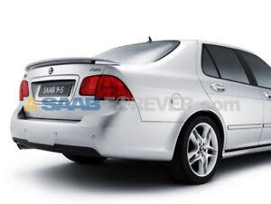 NEW GENUINE SAAB 9-5 Sedan Rear Trunk Spoiler 2006-2009 4D 95 WING OEM 93185386