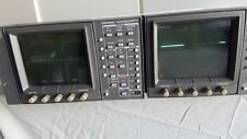 TEKTRONIX DUAL WFM 601E - WAVE FORM MONITORS