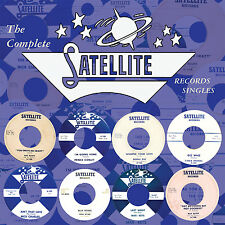 Various Artists – The Complete Satellite Records Singles CD