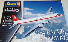 Revell Germany 1/72 Douglas DC-4 Balair